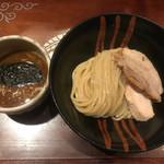 繁田 - つけ麺    850円