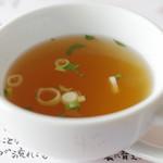 洋食屋桜亭 - スープ