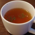 ゆき亭 - コンソメスープ
