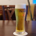 ゆき亭 - 麦酒
