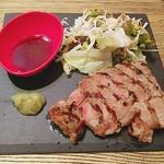 71562362 - イベリコ豚のグリル〜塩麹風味〜☆☆☆☆