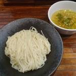 町田汁場 しおらーめん進化 - 塩つけ麺@950