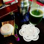 岩井屋 - お抹茶セット