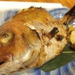 71563310 - 魚料理 本日の旬魚料理 旬野菜添え