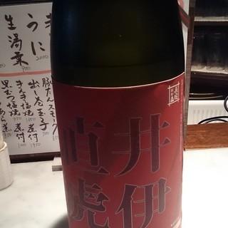 日本酒、焼酎、種類多数あり!井伊直虎純米大吟醸あり。