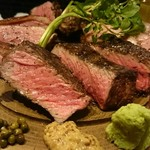 肉ビストロ灯 - 4種全部盛り(アンガス牛、豚、鴨、ラム)¥3,780