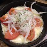花家 - トマトチーズ焼き