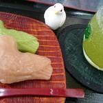 三宅八幡茶屋 - 料理写真: