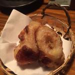 蕎麦角ヤ - 竹輪天