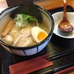 支那そば かりん - 塩そば(750円)