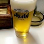 板前料理 みかさ - ビール