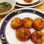 元祖 味穂 - たこ焼き ゆずポン酢
