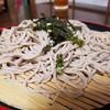 やぶ平 - 料理写真:石臼挽き新蕎麦手打ちざる十割蕎麦