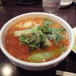 XI'AN刀削麺 - 坦々刀削麺