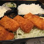 みろく庵 - イカフライ定食