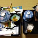 林屋旅館 - 料理写真:夕食