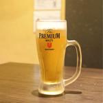 きわめ - ☆生ビール 529円