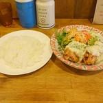 ポパイ - 特製チキン南蛮定食