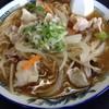 大来軒 - 料理写真:焼肉ラーメン650円