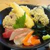 十久盛 - 料理写真:海鮮天丼