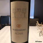リストランテ・ホンダ - ALTARE Trebbiano d'Abruzzo MARRAMIERO