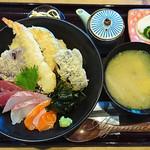 十久盛 - 海鮮天丼