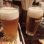 たこ焼きバル GINPEI - ビール