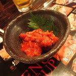 たこ焼きバル GINPEI - チャンジャ