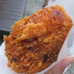 金賞コロッケ  - 牡蠣コロッケ
