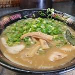 71579416 - ラーメン麺半分