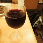 サイゼリヤ 札幌駅北口店 - 赤ワイン