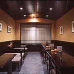 日本橋 やぶ久 - テーブル席 少人数のご宴会にも是非、ご利用下さいませ。