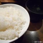 焼肉×もつ鍋 二子玉川 蔵月 - ごはん&スープ
