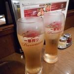 焼肉×もつ鍋 二子玉川 蔵月 - お茶