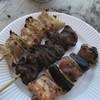 やきとり 秀吉 - 料理写真:ヤゲン軟骨、はつ、ねぎ