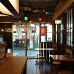 71586303 - 店内からは居酒屋の「十和田」が見える。