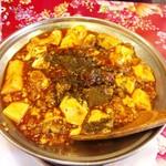 高味園 - 火鍋の麻婆豆腐750円
