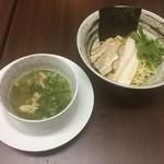 らぁめん hiro - 塩つけ麺
