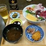 ごはん屋 海 - 料理写真:
