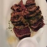 CarneTribe 肉バル - みなせ牛レバーのグリル  750円