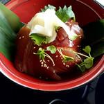71588930 - 「29.05」漬けマグロ丼