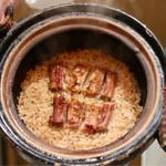 三徳六味 - 料理写真:愛知県産鰻のひつまぶし