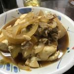 71590416 - 肉豆腐 250円
