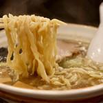 麺や 玄鳥 - 麺リフト