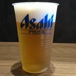 71590643 - セルフ中生ビール