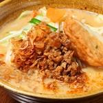 田所商店 - 料理写真:九州麦味噌野菜らーめん