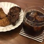 コーヒー・エヌ・クッキー - コーヒー&クッキー