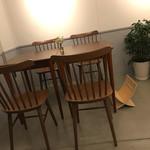 コーヒー・エヌ・クッキー - 店内