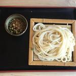 うどん石川 - 料理写真:ざるうどん