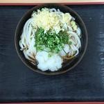 がんば亭 - 料理写真:おろしぶっかけ